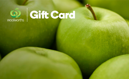 Woolworths Gift Card
